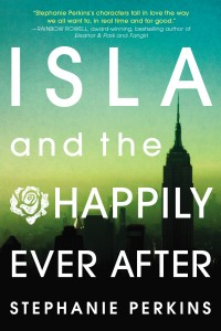 REVIEW:  Isla and the Happily Ever After by Stephanie Perkins