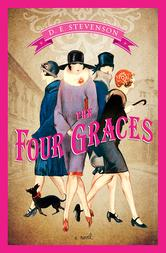 REVIEW:  The Four Graces by D.E. Stevenson