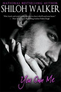 REVIEW:  You Own Me by Shiloh Walker