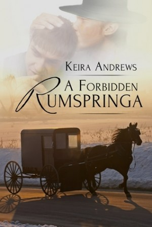 REVIEW:  A Forbidden Rumspringa by Keira Andrews