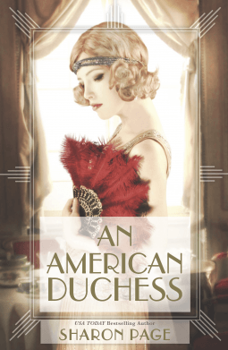 REVIEW:  An American Duchess by Sharon Page