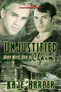 JOINT REVIEW:  Unjustified Claims (Hidden Wolves, Book 3) by Kaje Harper