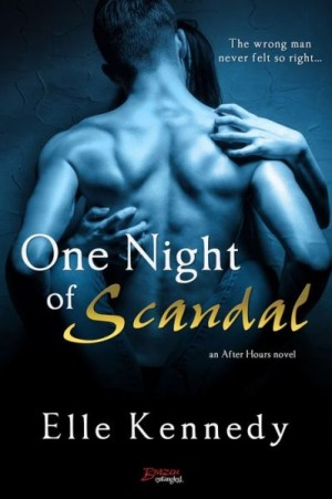 REVIEW:  One Night of Scandal by Elle Kennedy
