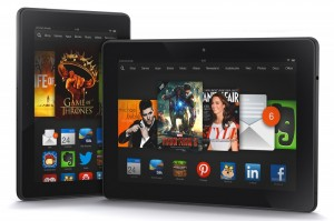Dear Author Monthly Giveaway for September: Kindle Fire