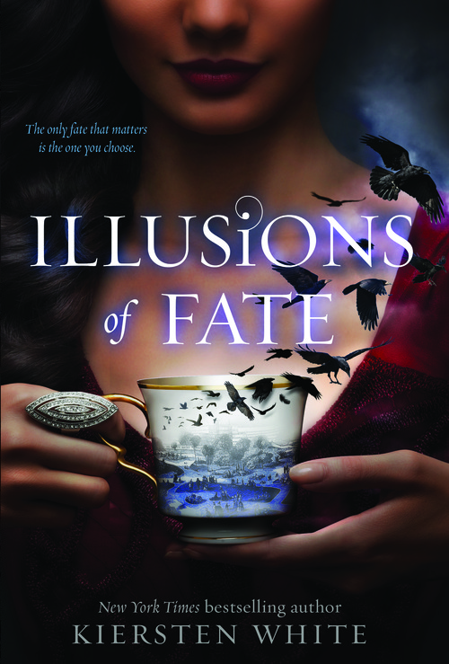 REVIEW:  Illusions of Fate by Kiersten White