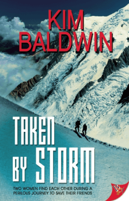 REVIEW:  Taken by Storm by Kim Baldwin