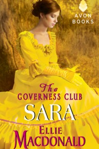 REVIEW:  The Governess Club: Sara by Ellie Macdonald