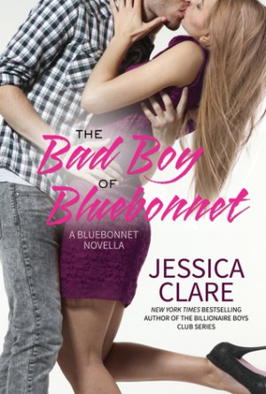 REVIEW:  The Bad Boy of Bluebonnet by Jessica Clare