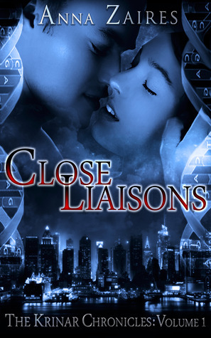 REVIEW:  Close Liaisons (The Krinar Chronicles) by Anna Zaires