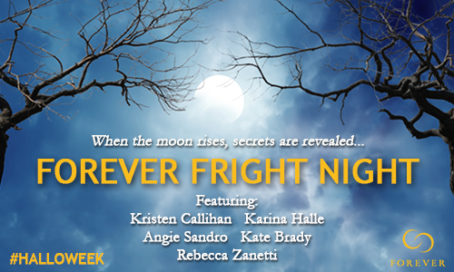#ForeverFrightNight #Halloweek