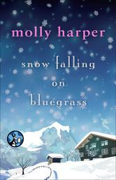 REVIEW:  Snow Falling on Bluegrass by Molly Harper