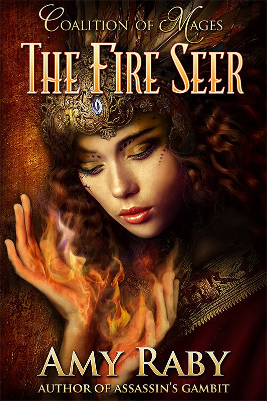 REVIEW:  The Fire Seer by Amy Raby