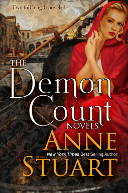 REVIEW:  The Demon Count Novels by Anne Stuart
