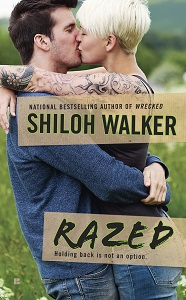 Giveaway: Razed by Shiloh Walker