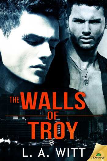 REVIEW:  The Walls of Troy by L.A.Witt