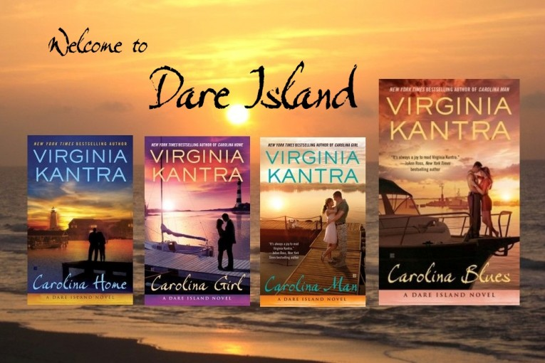 GIVEAWAY Virginia Kantra's Dare Island