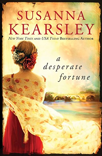 Exclusive Excerpt from Susanna Kearsley's A Desperate Fortune