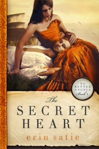 REVIEW:  The Secret Heart by Erin Satie