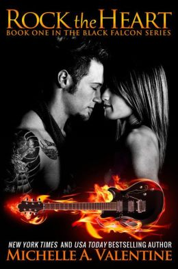 Rock the Heart by Michelle A. Valentine