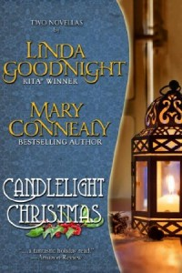 Candlelight Christmas by Linda Goodnight