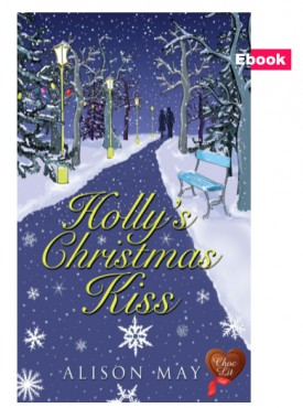 REVIEW:  Holly's Christmas Kiss by Alison May