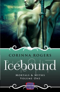 REVIEW:  Icebound (Mortals & Myths, Book 1) by Corinna Rogers