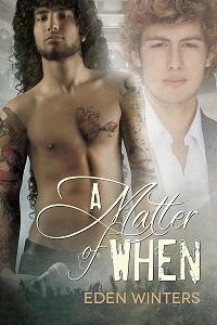 REVIEW:  A Matter of When by Eden Winters