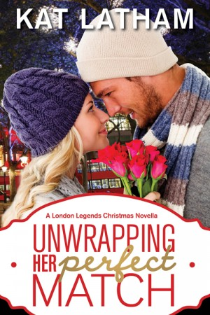 REVIEW:  Unwrapping Her Perect Match by Kat Latham