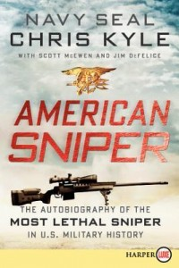 REVIEW:  American Sniper by Chris Kyle