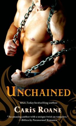 REVIEW:  Unchained by Caris Roane