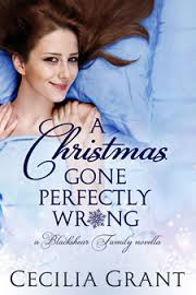 REVIEW:  A Christmas Gone Perfectly Wrong by Cecilia Grant