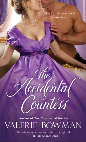 REVIEW:  The Accidental Countess by Valerie Bowman
