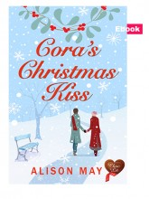 REVIEW:  Cora's Christmas Kiss by Alison May