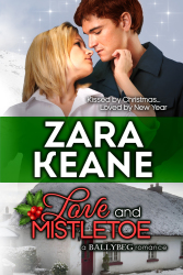 REVIEW:  Love and Mistletoe by Zara Keane