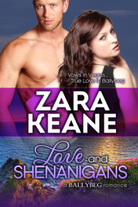 REVIEW:  Love and Shenanigans by Zara Keane