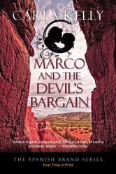 REVIEW:  Marco and the Devil's Bargain by Carla Kelly