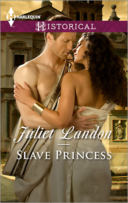 REVIEW:  Slave Princess by Juliet Landon