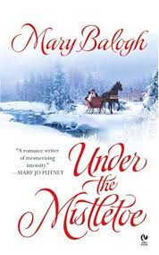 REVIEW:  Under the Mistletoe by Mary Balogh