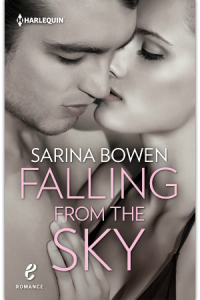REVIEW:  Falling From the Sky by Sarina Bowen