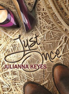 REVIEW:  Just Once by Julianna Keyes