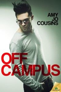 REVIEW:  Off Campus by Amy Jo Cousins