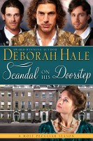 REVIEW:  Scandal on His Doorstep by Deborah Hale