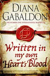 REVIEW:  Written in My Own Heart's Blood by Diana Gabaldon