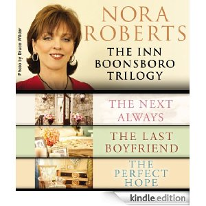 Daily Deals: Nora Roberts box set and more mystery and romance