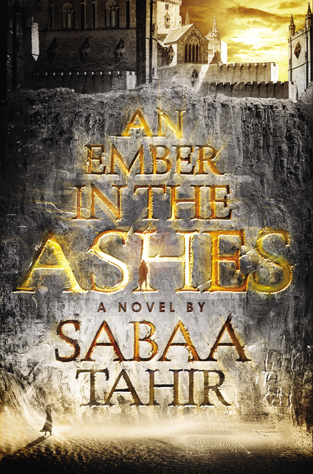 An Ember in the Ashes: Laia Character Trailer and GIVEAWAY
