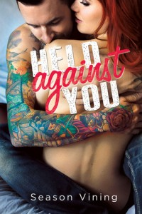 REVIEW:  Held Against You by Season Vining