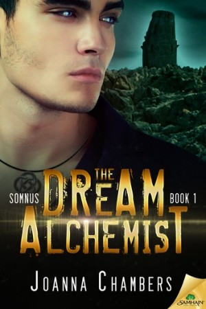 REVIEW:  The Dream Alchemist (Somnus, book 1) by Joanna Chambers