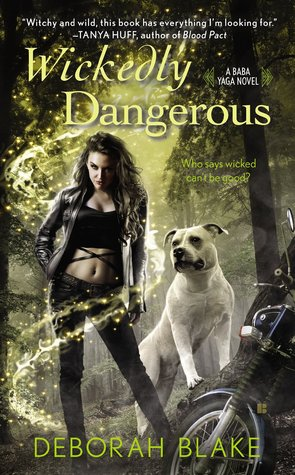 REVIEW:  Wickedly Dangerous by Deborah Blake