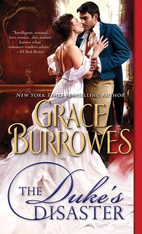 REVIEW:  Duke's Disaster by Grace Burrowes