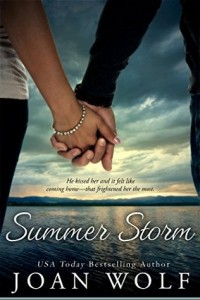 REVIEW:  Summer Storm by Joan Wolf